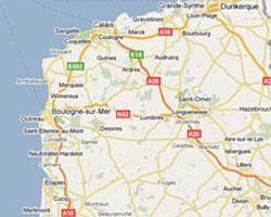 Hotel Vue Sur Mer Pas De Calais
