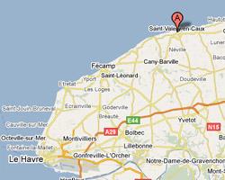 Hotel Le Casino Saint Valery En Caux